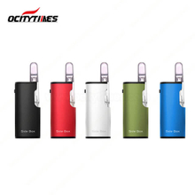 650mah Big Capacity Side Box Mod for Cbd Vape Cartridge