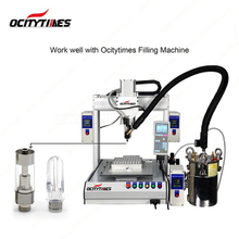 Cheap Price Ocitytimes F1 Filling Machine for Cbd Thc Essential Oil E Liquid Juice