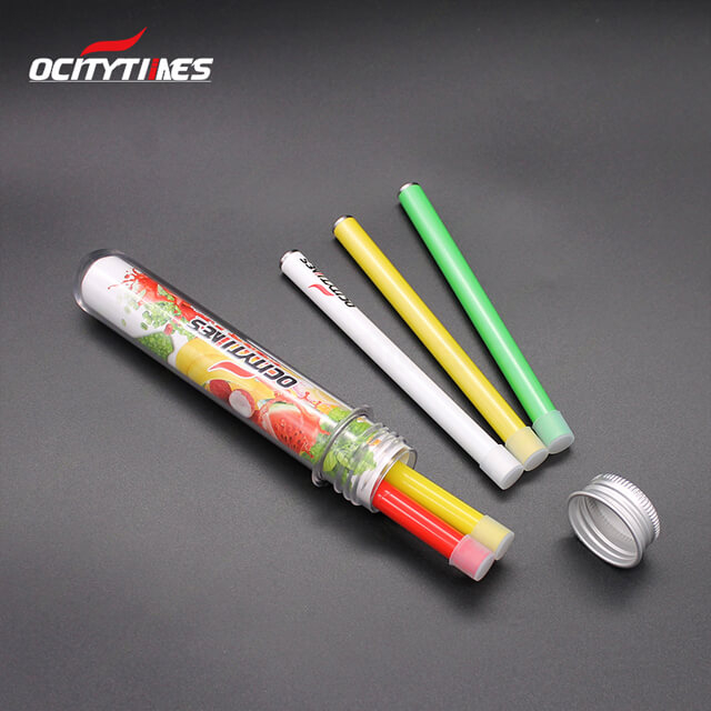 China factory wholesale Ocitytimes O500 e-cigarette disposable pen nicotine free