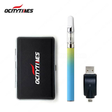 350mah Buttonless 510 Cbd Vape Cartridge Battery with Custom Logo